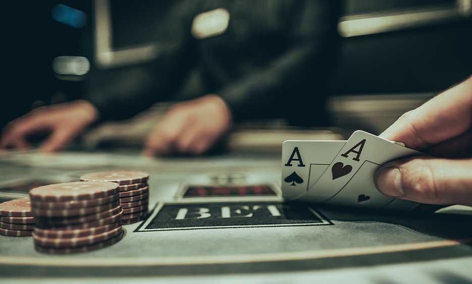 Игры с живыми дилерами в онлайн-казино